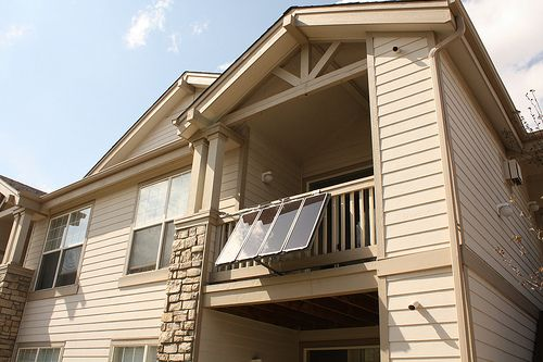 Balcony Solar Power