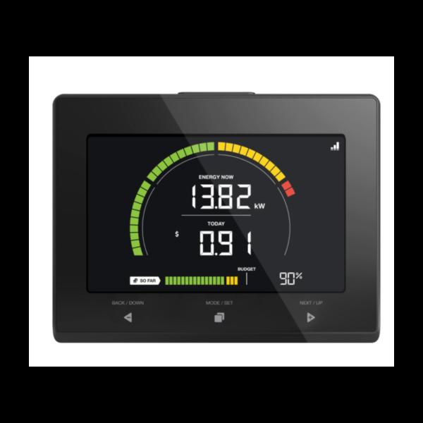 Efergy emax energy meter, watt meter, power monitor.